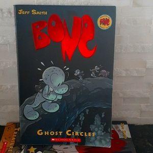 3/$25 Bone Series #7 Ghost Circles